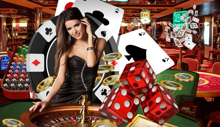 ทางเข้า 855Crown Casino